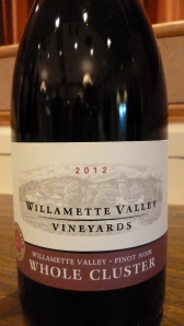 Willamette Pinot